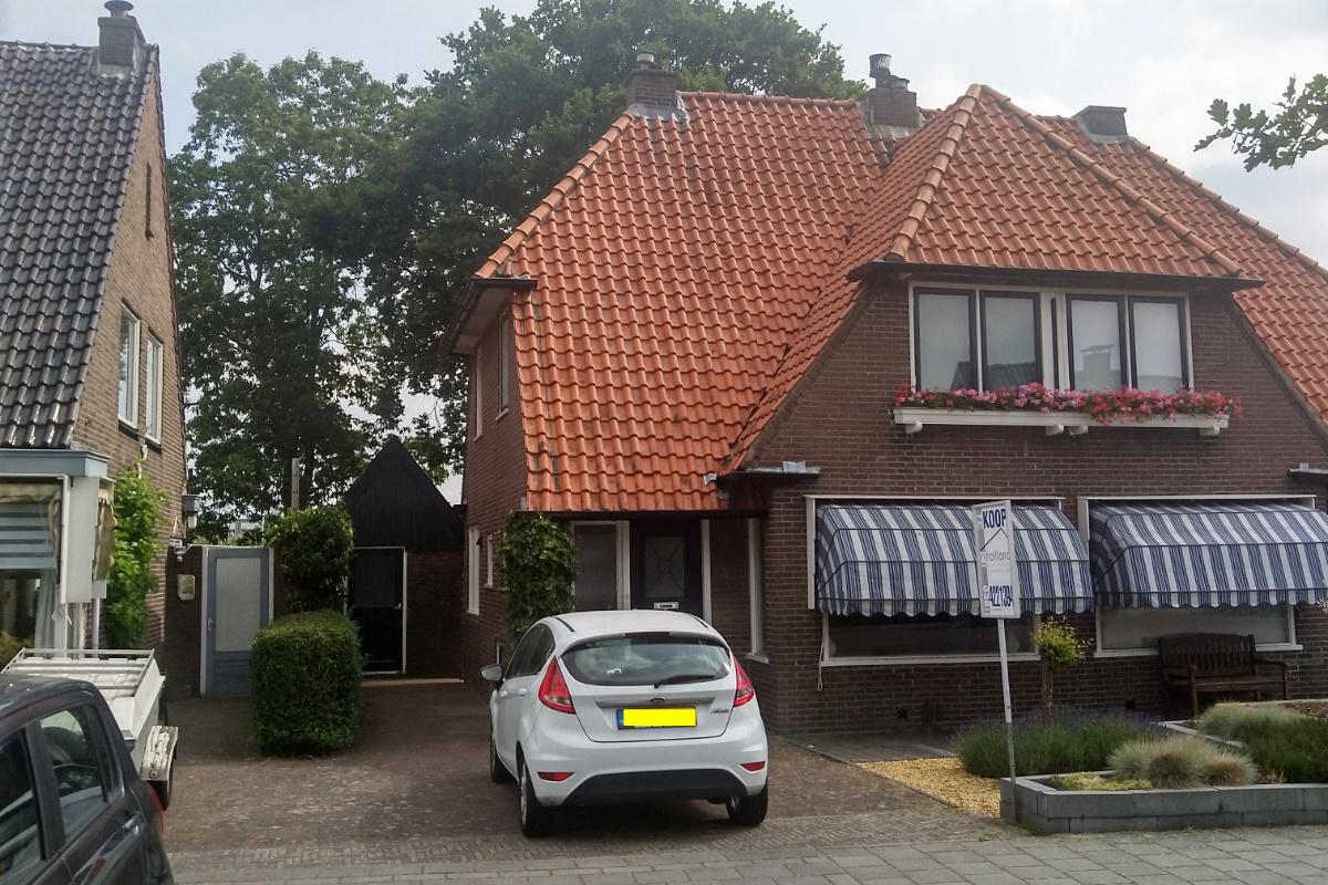 Woningjacht huis Voorsterweg