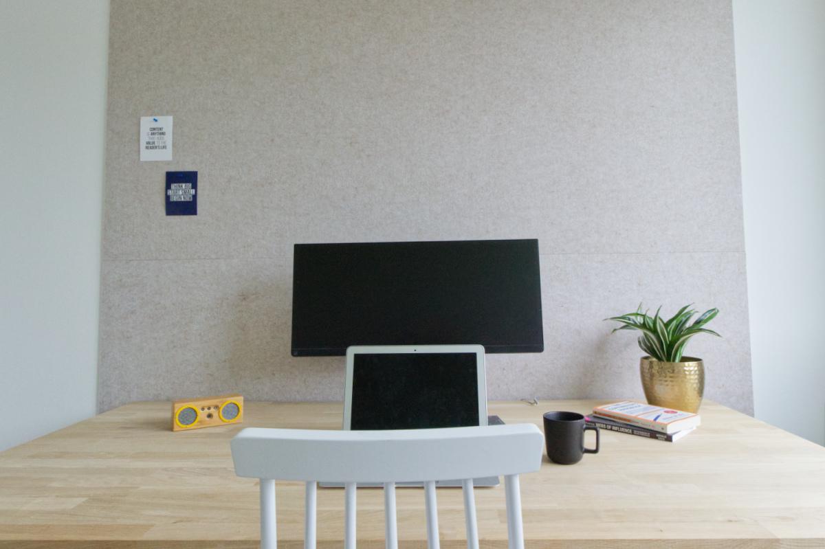 akoestiek kantoor verbeteren